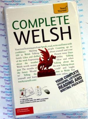 teach yourself welsh