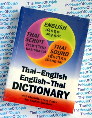 Collins Thai Phrasebook