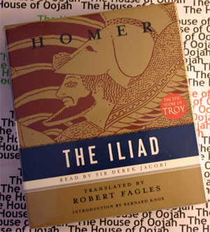 Research papers on iliad
