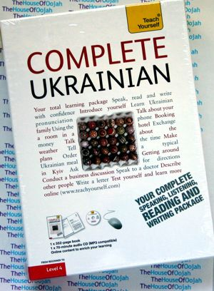 teach yourself ukrainian