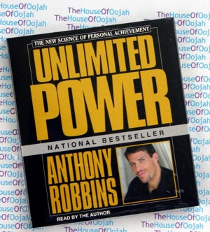 unlimited power anthony robbins audio book cd