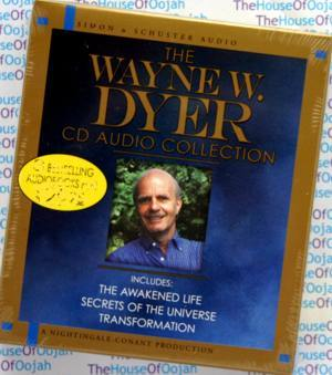the power of intention  dr wayne dyer audio book cd