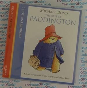 best-of-paddington-michael-bond