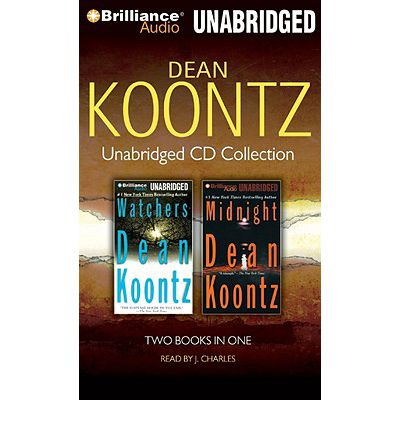 Dean Koontz Unabridged CD Collection by Dean R Koontz Audio Book CD