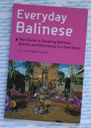 everyday-balinese