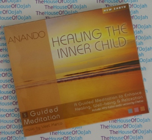 Healing the Inner Child - Anando - AudioBook CD - buy online ...