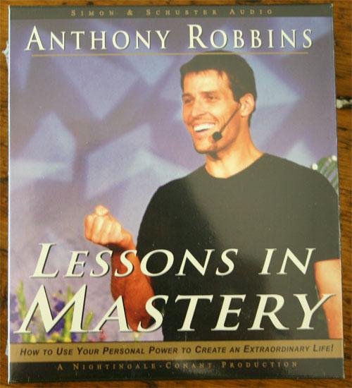 Anthony robbins audio books itunes store
