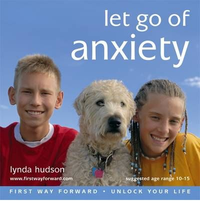 Let Go of Anxiety by Lynda Hudson AudioBook CD