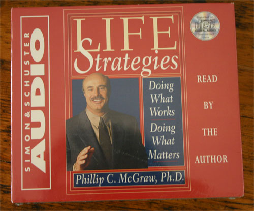 life strategies dr phil audio book