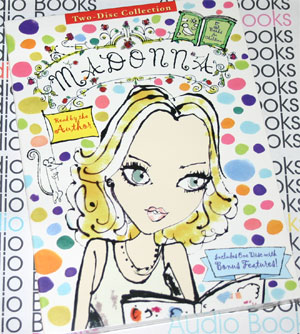 madonna childrens audio books