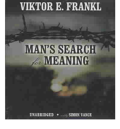 essays on mans search for meaning That here is an essay of profound depth, and not just one more brutal tale of concentration camps from this autobiographical man's search for meaning.
