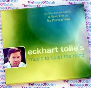a new erath eckhart tolle audiobook audio cd