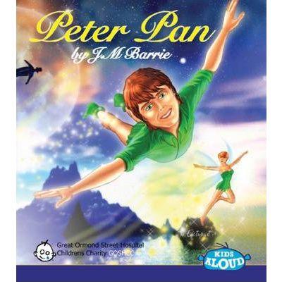 free audio book peter pan