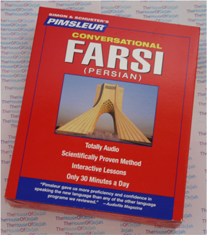Pimsleur Conversational Farsi