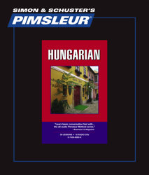 Pimsleur Comprehensive Hungarian Level 1 - Discount - Audio 16 CD