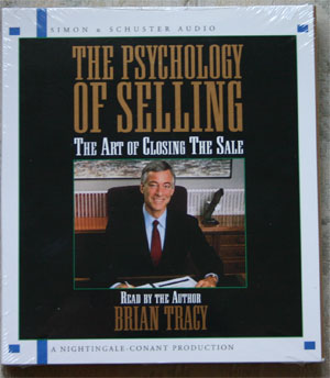 psychology achievement brian tracy audio book cd
