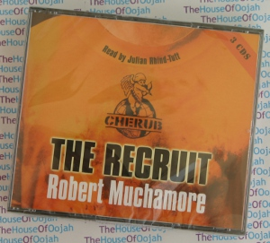 the recruit by robert muchamore essay Padma reddy 2014 food and nut essay obj answer marrying the master club  recruit cherub 1 robert muchamore lenovo solution center windows 7.