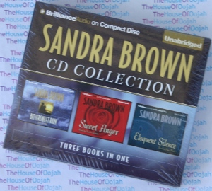 sandra-brown-cd-collection