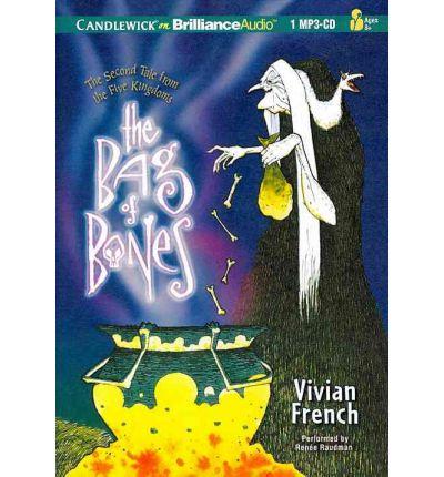 the bag of bones by vivian french audio book mp3 cd the bag of bones