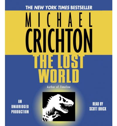 a book analysis of the lost world by michael crichton Forced by publishers michael crichton regurgitated pedagogy and plot in the lost world, jurassic park's uninspired sequel.
