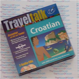 Travel Talk - Croatian
