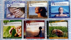 sarah edelman guided meditation relaxation cd