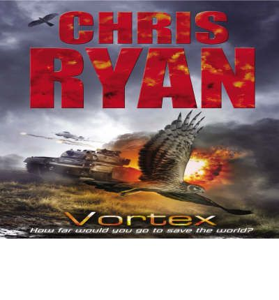 Vortex by Chris Ryan Audio Book CD