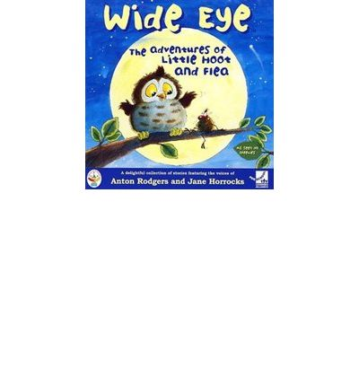 Wide Eye by Anton Rodgers Audio Book CD