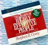 The 7 Habits of Highly Effective People Stephen Covey Audio Book NEW 3 CDs