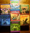 Harry Potter all 7 Audio Books - CD