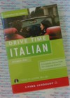 Learn ITALIAN while you drive - 4 Audio CDs + Reference Guide - Drive Time