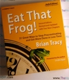 Eat That Frog -Brian Tracy Audio Book New CD