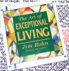 The Art of Exceptional Living - Jim Rohn - AudioBook CD New