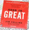 Good to Great - Jim Collins AudioBook CD New  Abridged