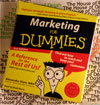 Marketing for Dummies - Alexander Hiam AUDIOBOOK CD New