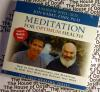 Meditation for Optimum Health by Jon Kabat-Zinn and Andrew Weil - Audio book NEW CD