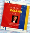 Million Dollar Habits -Brian Tracy Audio Book CD