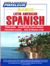 Pimsleur Basic Spanish - Audio Book 5 CD -Discount-Learn to speak Spanish
