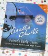 Poirot's Early Cases AGATHA CHRISTIE Audio Book NEW CD