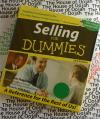 Selling for Dummies TOM HOPKINS Audio book NEW CD