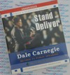 Stand and Deliver - Dale Carnegie Training - Audio Book CD - Public Speaking