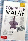 Teach Yourself  Malay- 2 Audio CDs  and Book - Learn to speak Malay