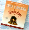 Thanksgiving - Janet Evanovich Audio Book CD