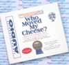 Who Moved My Cheese - Spencer Johnson M.D. -  Audio Book CD