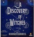 A Discovery of Witches by Deborah Harkness Audio Book CD