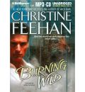 Burning Wild by Christine Feehan AudioBook Mp3-CD