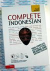 Teach Yourself Indonesian 2 Audio CDs and Book - Learn to speak Indonesian