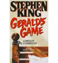 Gerald's Game by Stephen King AudioBook CD