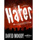 Hater by David Moody AudioBook Mp3-CD
