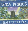 Heart of the Sea by Nora Roberts Audio Book CD